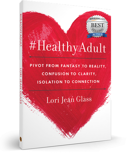 healthyadult book front cover