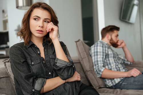 How Do You Deal With Sadness In A Relationship